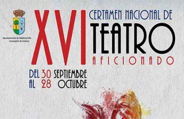 certamen teatro aficionado 2017 Valdemorillo